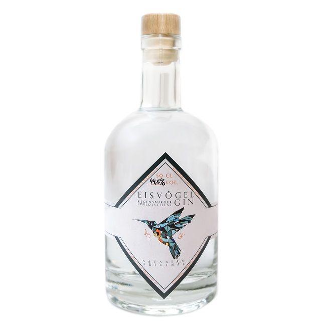 Eisvôgel Gin – Regensburger Edeldestillat