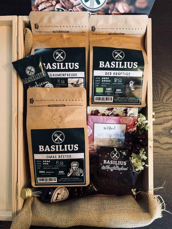 Basilius Genussbox