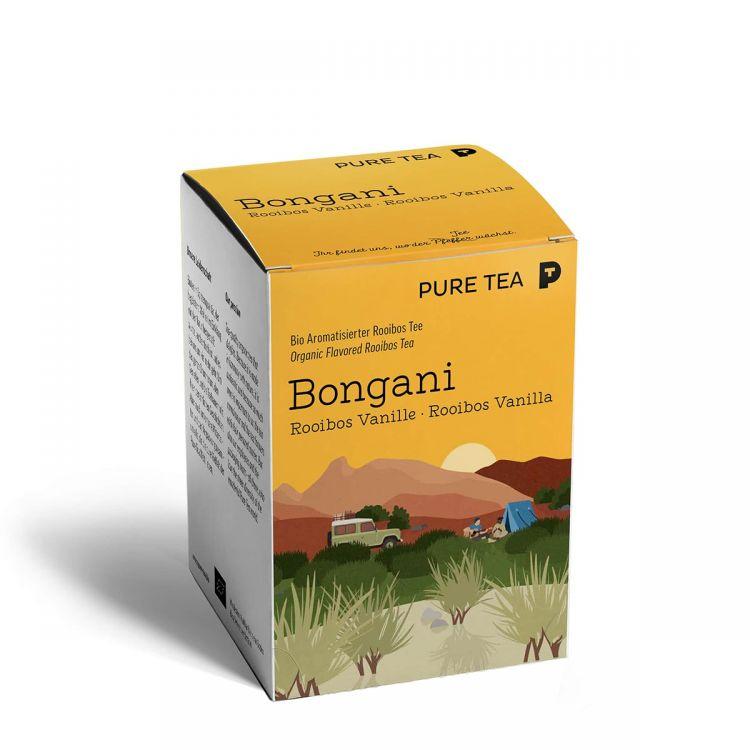 Bongani Rooibos Vanilla DE-ÖKO-009