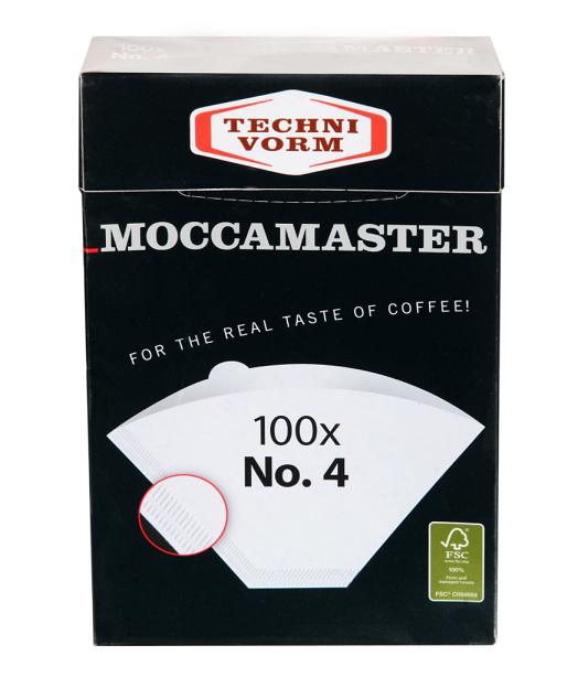 Moccamaster Filter No. 4