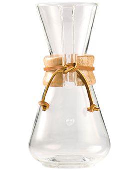Chemex Kaffee-Karaffe