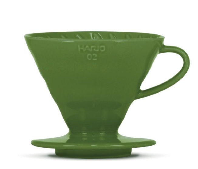 Coffee Dripper V60 02 green